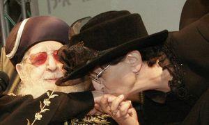 Ovadia Yosef, un personaj la fel de important ca și originalul pentru spiritualitatea evreiească